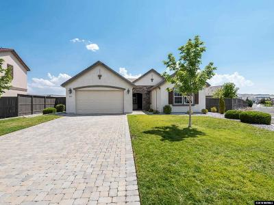 Washoe County Single Family Home New: 2473 Bridgetown Loop