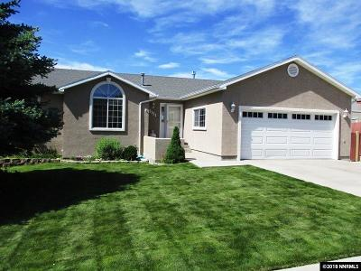 Winnemucca Single Family Home Active/Pending-Call: 5351 Offenhauser Dr.