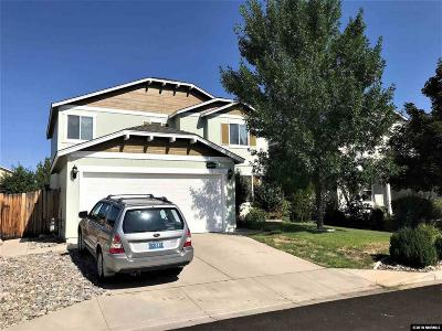 Washoe County Single Family Home New: 9591 Canyon Meadows