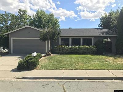 Washoe County Single Family Home New: 985 Emerson Way
