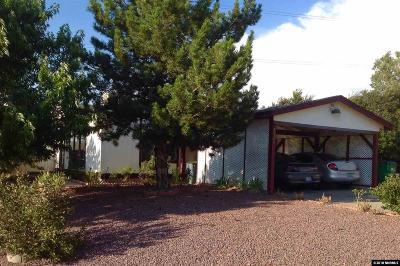 Washoe County Single Family Home New: 4935 Rampion Way