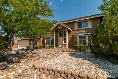 Washoe County Single Family Home New: 8965 Jedediah Smith