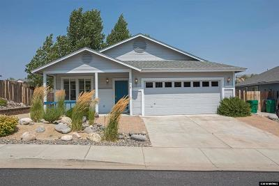 Washoe County Single Family Home New: 1470 Springfield Park Dr.