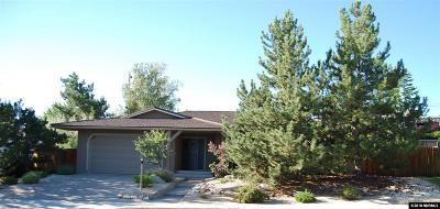 Reno Single Family Home New: 3410 Cashill Boulevard