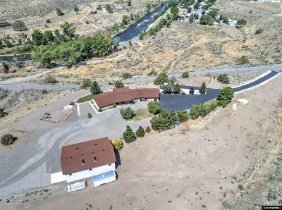 Gardnerville Single Family Home New: 550 Us Hwy 395