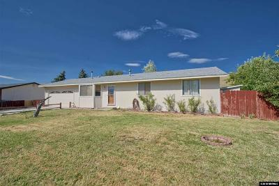 Washoe County Single Family Home New: 3405 Becard Ln