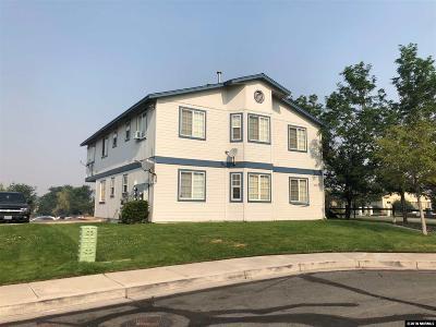 Carson City Multi Family Home New: 1088 Latigo Dr