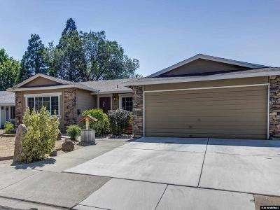 Washoe County Single Family Home New: 949 Palmwood Drive