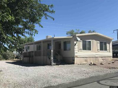 Reno Manufactured Home Active/Pending-Loan: 450 Mira Street