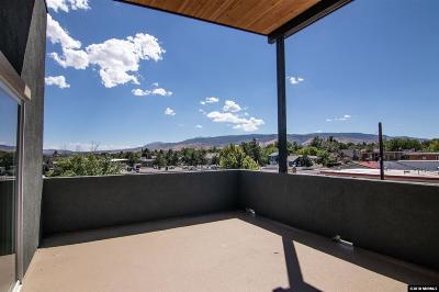 Reno Single Family Home New: 1416 Tonopah