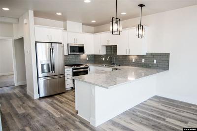 Reno NV Single Family Home New: $589,000