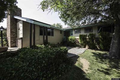 Reno NV Single Family Home New: $335,000
