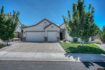Reno Single Family Home New: 750 Sienna Station Way