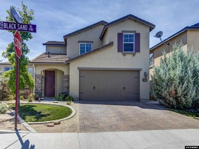 Reno Single Family Home New: 1990 Black Sand Drive