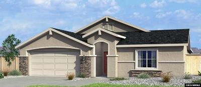 Reno, Sparks, Carson City, Gardnerville Single Family Home New: 1510 Rocky Bluff Drive