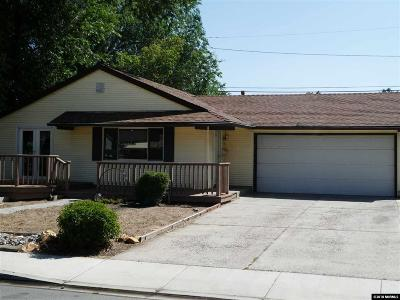 Sparks Single Family Home Active/Pending-Call: 2740 11th