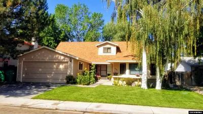 Reno Single Family Home Price Raised: 7275 Sugarloaf Dr