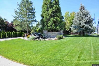 Reno Condo/Townhouse New: 900 South Meadows Pky #3322 #3322