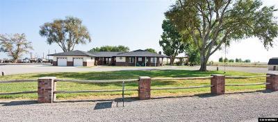 Fallon Single Family Home Price Reduced: 2025 Cushman Rd