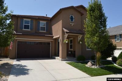 Sparks NV Single Family Home New: $577,000