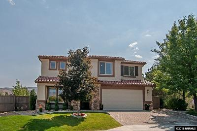 Reno Single Family Home New: 585 Magistrate Dr.