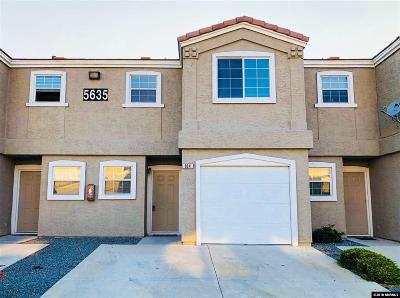 Sparks NV Condo/Townhouse New: $205,000