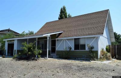 Reno Single Family Home New: 1450 Wyoming