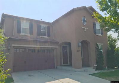 Sparks NV Single Family Home New: $625,000