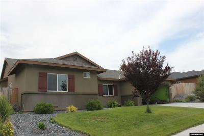 Winnemucca Single Family Home Active/Pending-House: 3287 Hackamore Way