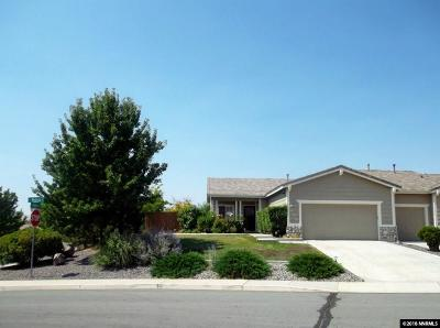Sparks Single Family Home Active/Pending-Loan: 2100 Modena