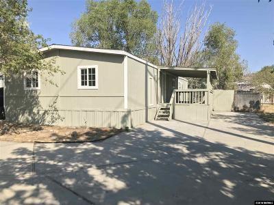 Reno Manufactured Home Active/Pending-Call: 225 Zircon Drive