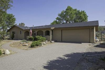 Washoe County Single Family Home For Sale: 1950 Eastlake Blvd