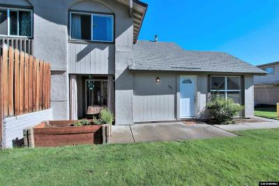 Sparks Condo/Townhouse Active/Pending-Loan: 1595 York Wy.