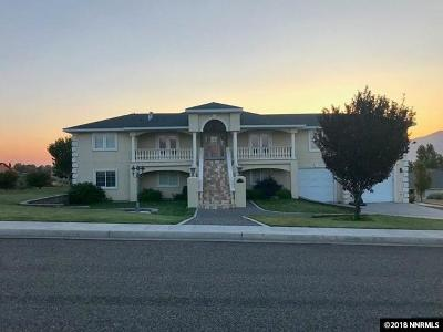 Winnemucca Single Family Home For Sale: 2990 Stuart Street