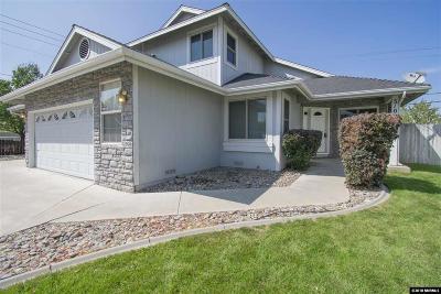 Carson City Single Family Home For Sale: 510 Pavilion Court
