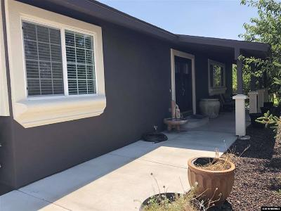 Fernley NV Single Family Home For Sale: $299,999