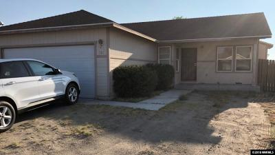 Fernley NV Single Family Home Active/Pending-Call: $195,000