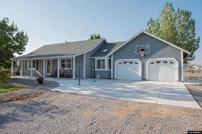 Reno Single Family Home Back On Market: 10785 Santa Fe Rd