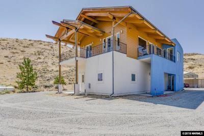 Reno Single Family Home For Sale: 14955 Pyramid Hwy