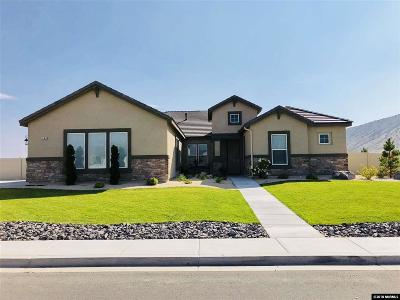 Sparks Single Family Home Price Reduced: 540 Mystic Mountain