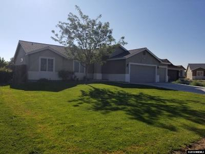 Silver Springs Single Family Home Active/Pending-Loan: 3170 Snowberry St