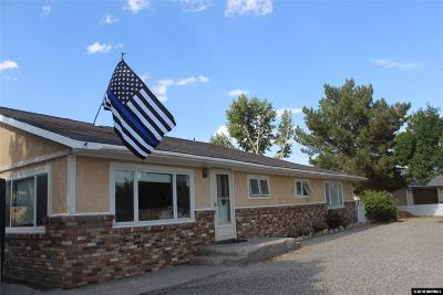 Winnemucca Single Family Home For Sale: 511 Aron Ct
