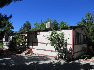 Reno Manufactured Home For Sale: 17815 Jaeger Court