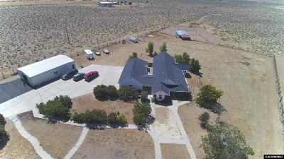 Reno Single Family Home For Sale: 2100 Crossover