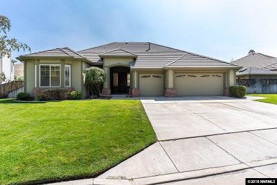 Carson City Single Family Home Active/Pending-Call: 2141 Waterford Place