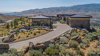 Reno Single Family Home For Sale: 8220 Standing Stone