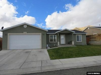 Winnemucca Single Family Home Active/Pending-Call: 901 Lonnie Lane