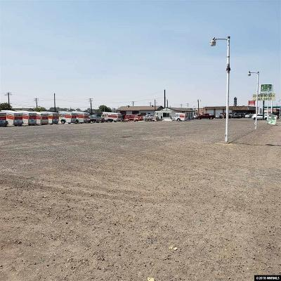 Fallon Residential Lots & Land For Sale: 1555 W Williams