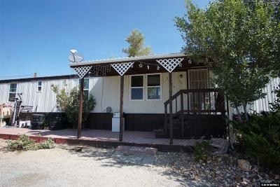 Reno Manufactured Home For Sale: 1850 Carolyn