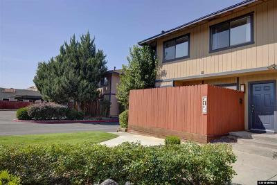 Sparks Condo/Townhouse Active/Pending-Loan: 3135 Bristle Branch Dr.